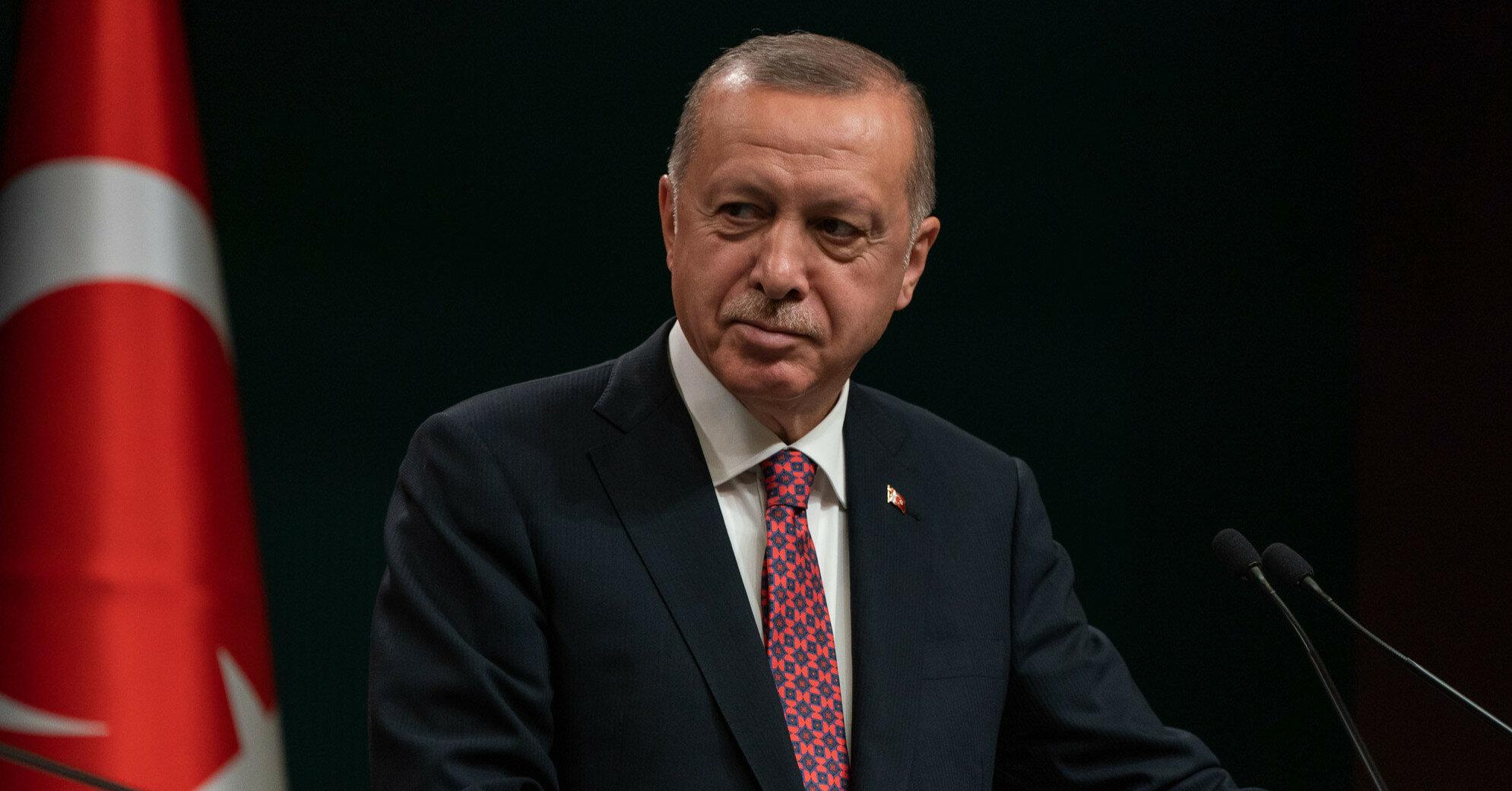 Эрдоган назвал условия вступления Кипра в НАТО