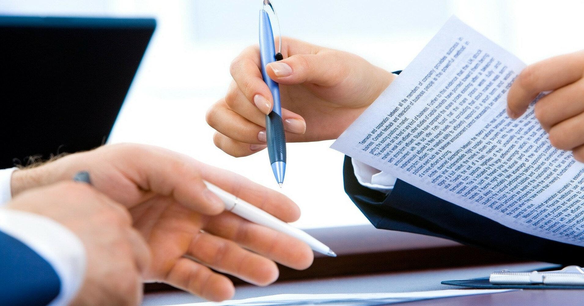 Предварительный и основной договор: нюансы купли-продажи имущества