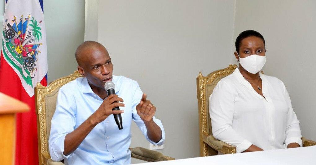 Убийство президента Гаити: первая леди также скончалась от полученных ран