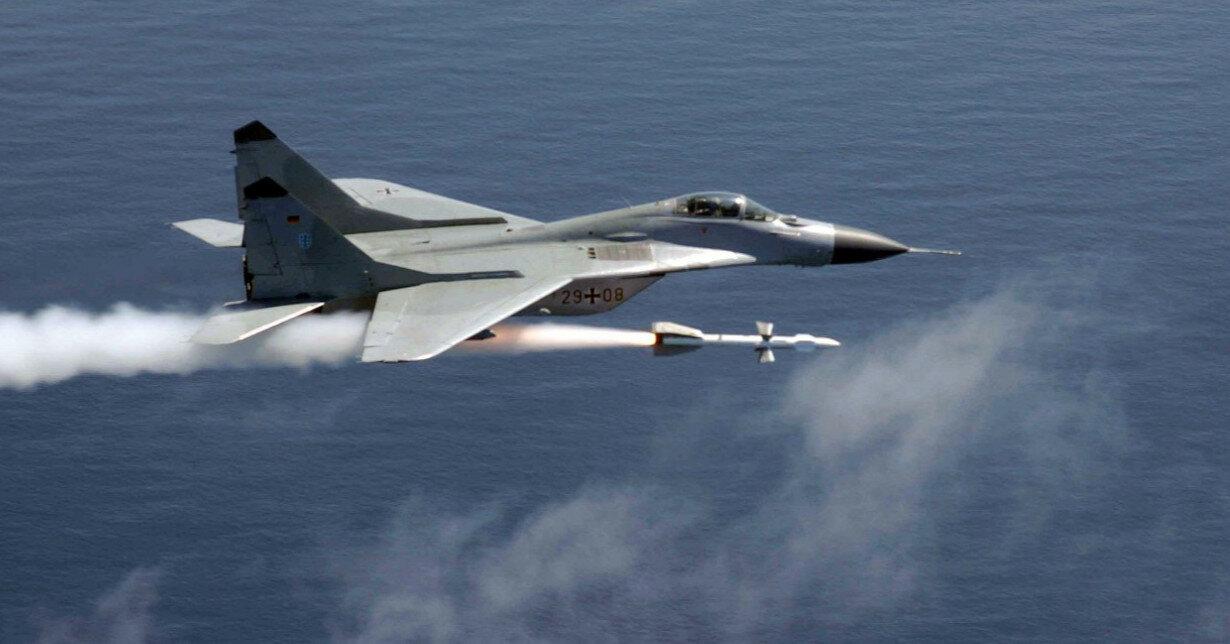 Украина получила крупный заказ на изготовление ракет Р-27