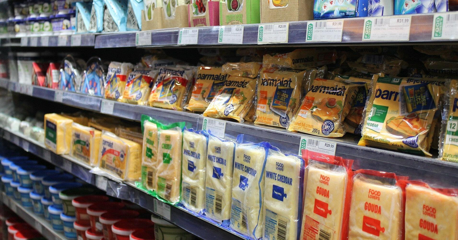 Страны ЕС с самыми дорогими и дешевыми продуктами