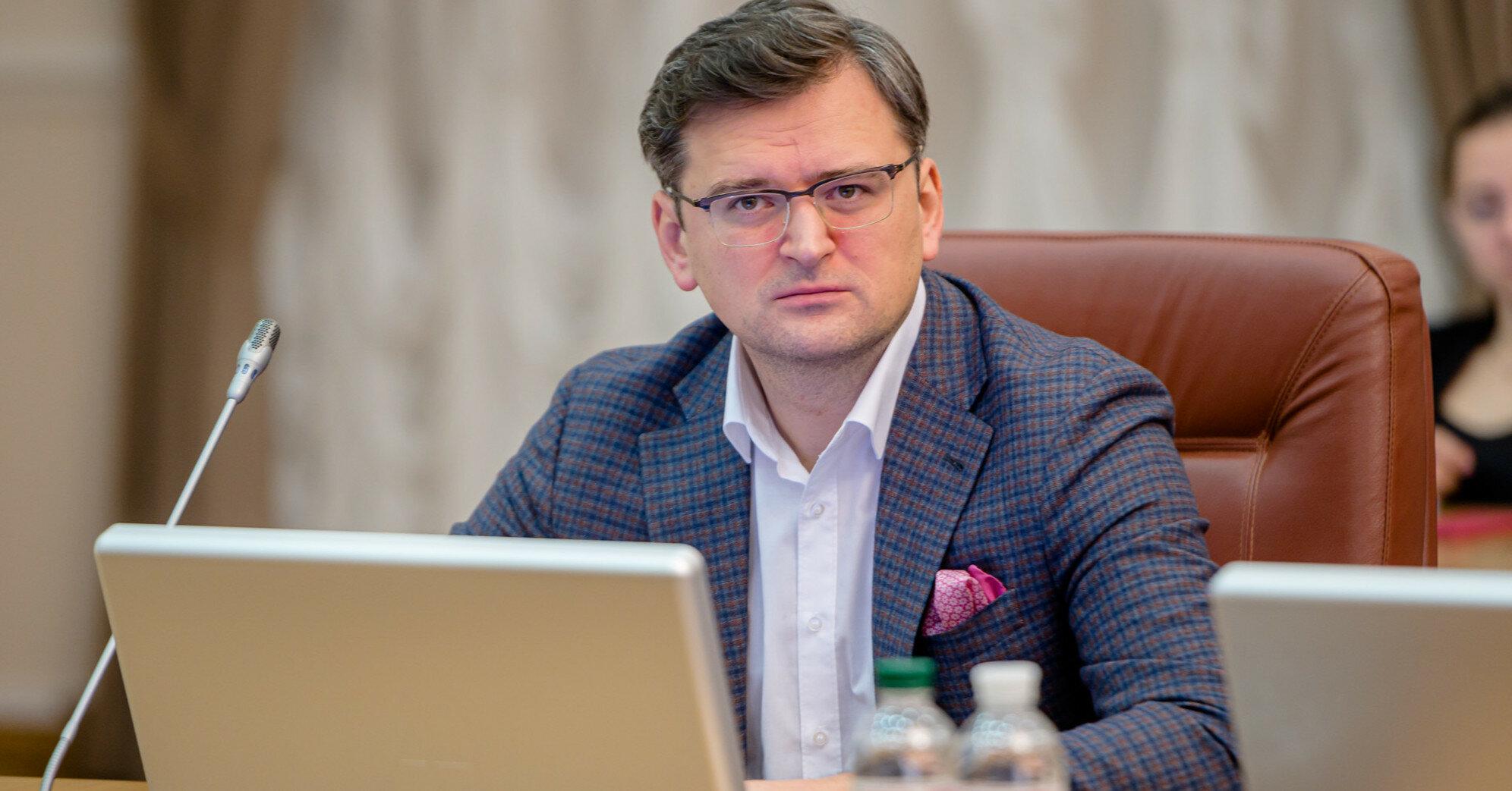 """Кулеба назвал """"Люблинский треугольник"""" альтернативой """"русскому миру"""""""