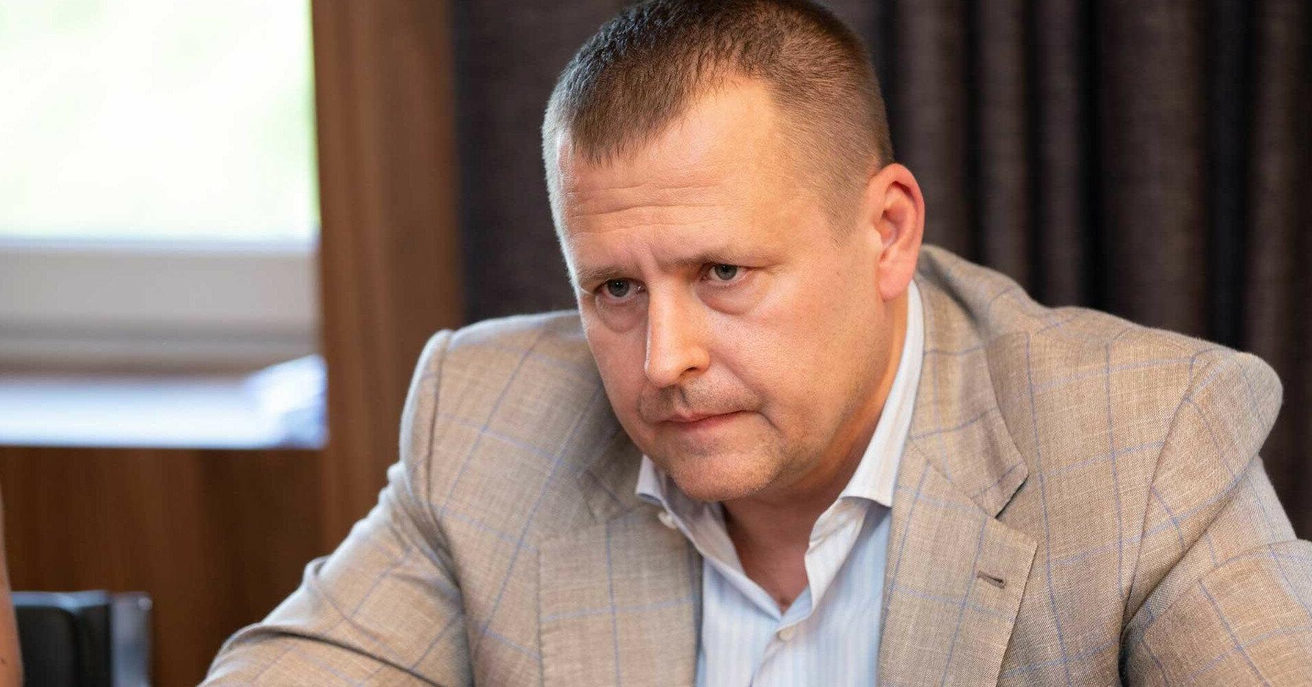 Мэр Днепра Филатов собрался в космос