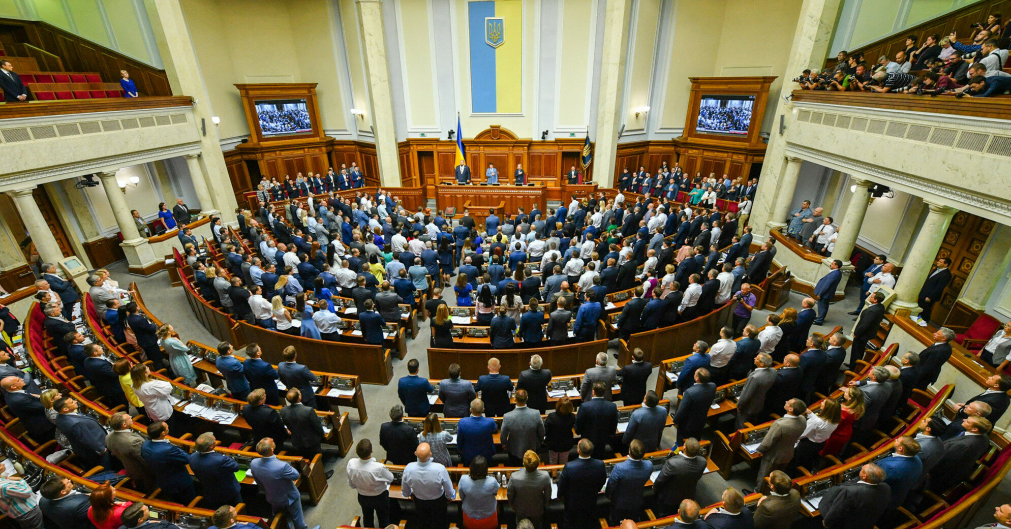 """""""Слуги"""" игнорируют законопроекты оппозиции - КИУ"""