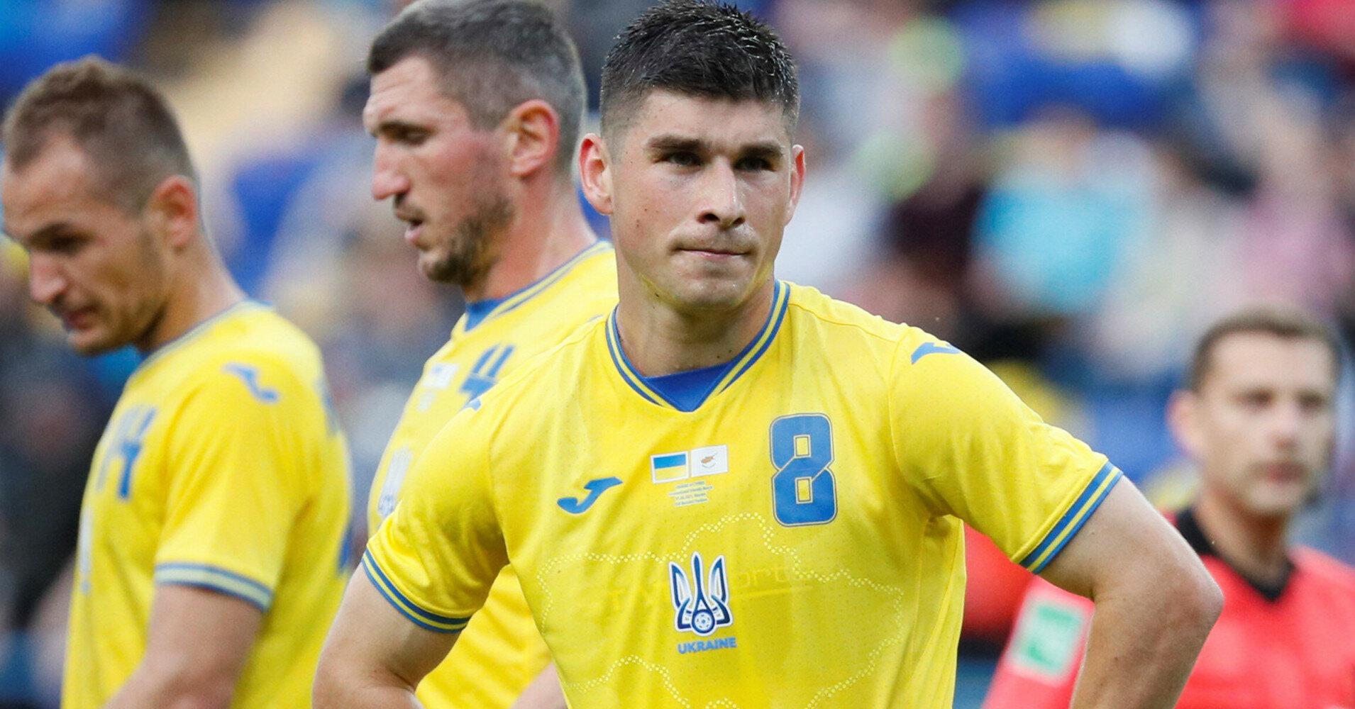 Футболисты сборной Украины заговорили на украинском (фото)