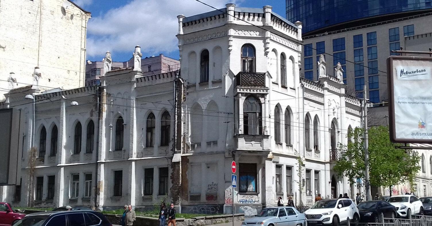 Столичный памятник архитектуры хотят перестроить под офисы