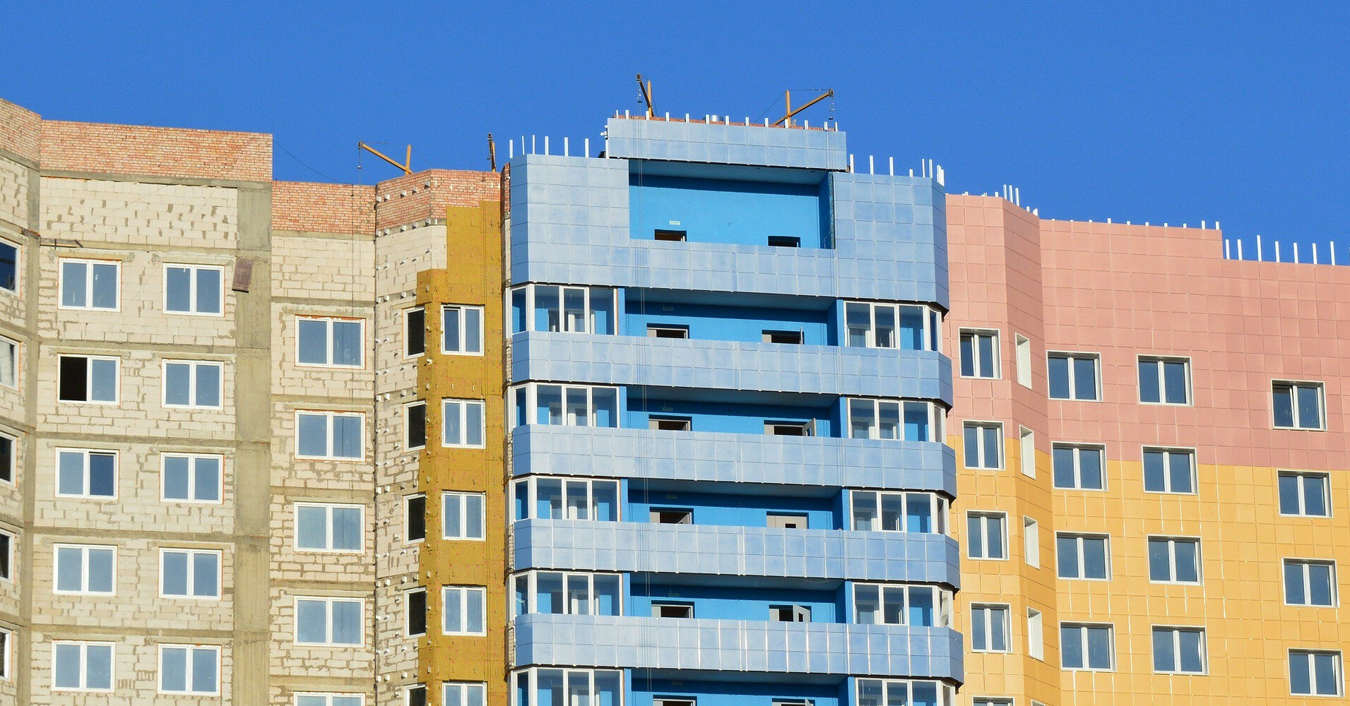 Изменят правила объединения объектов недвижимости
