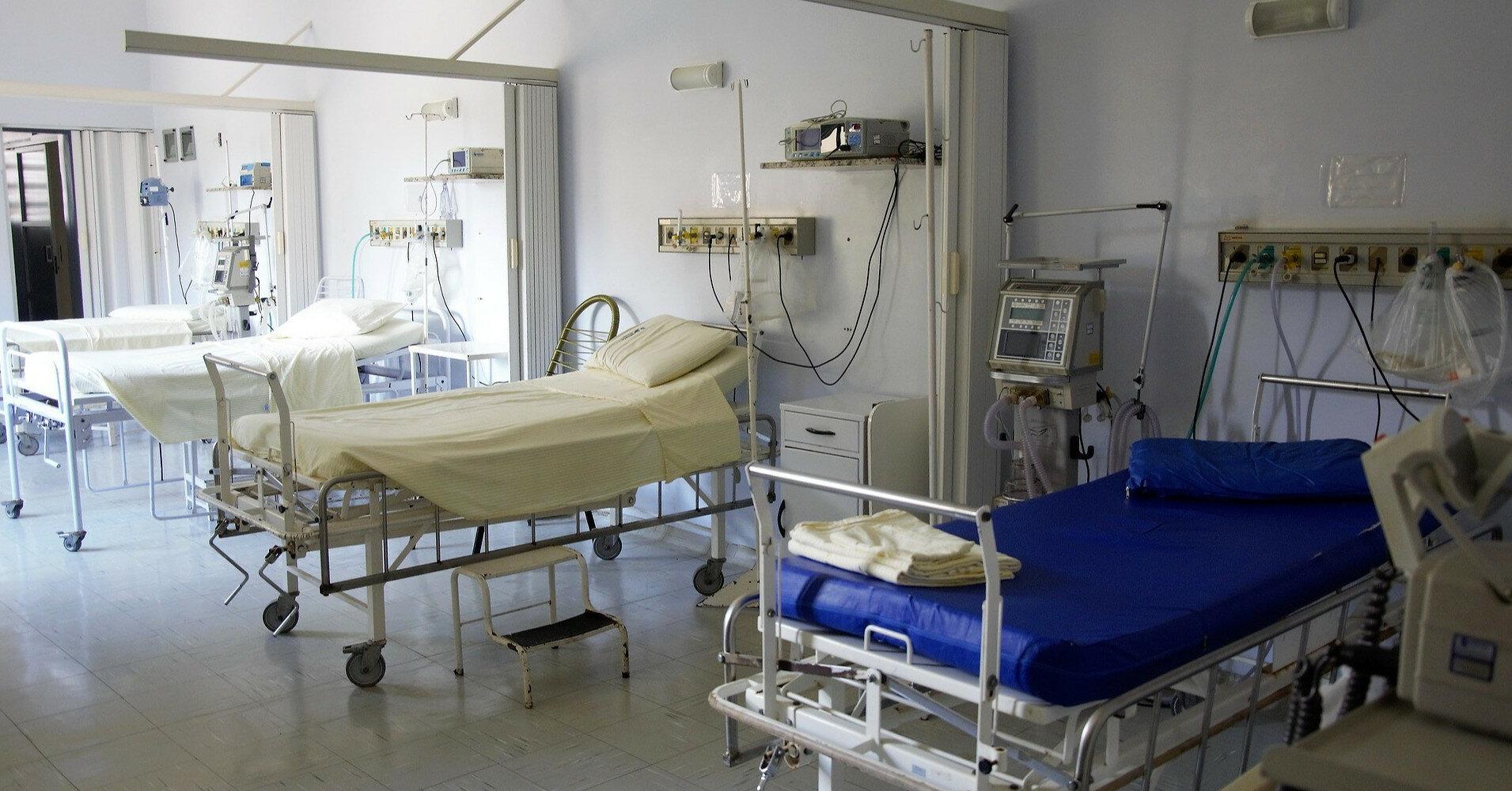 В Украине выросло количество госпитализаций с COVID-19
