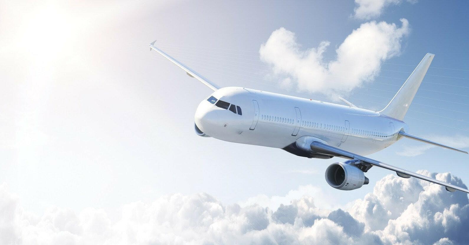 Пассажиропоток украинских авиакомпаний значительно увеличился