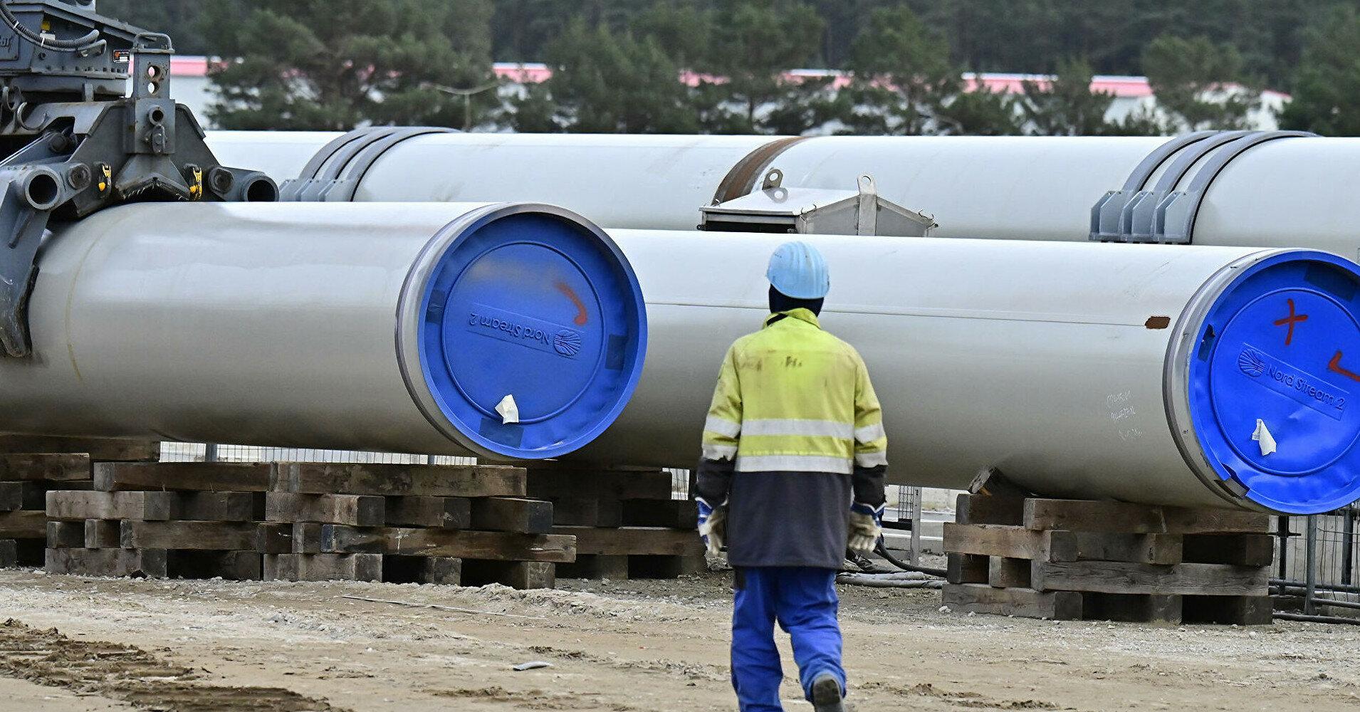 Газпром назвал условия для транзита через Украину после 2024г