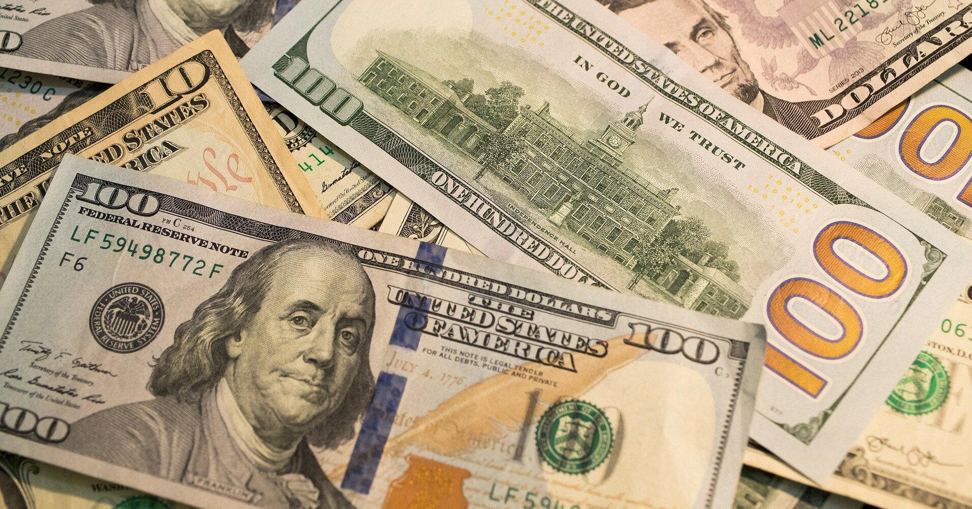 Межбанк: обновлен годовой минимум по доллару