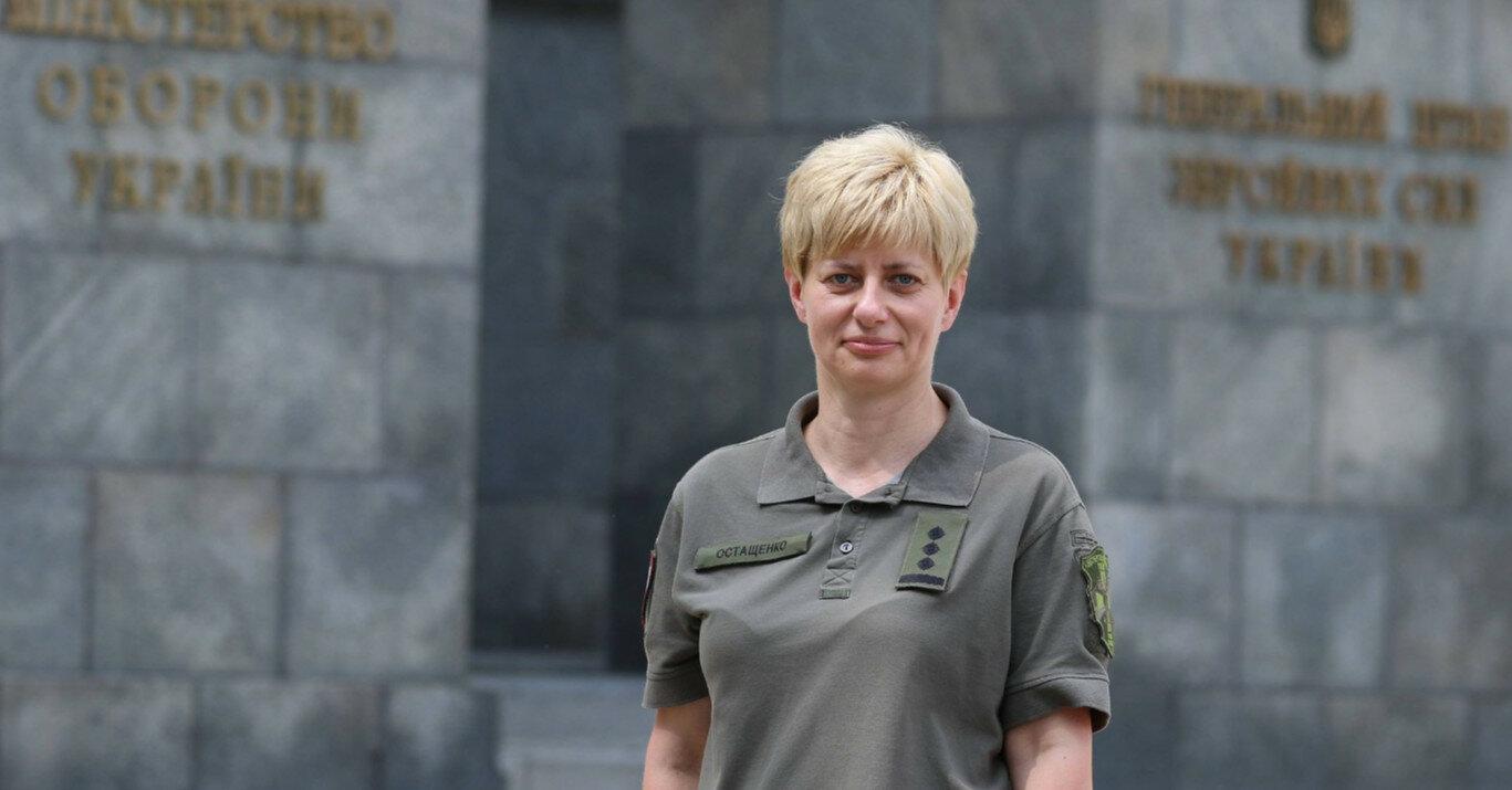 В ВСУ назначена первая женщина-командующий - Таран