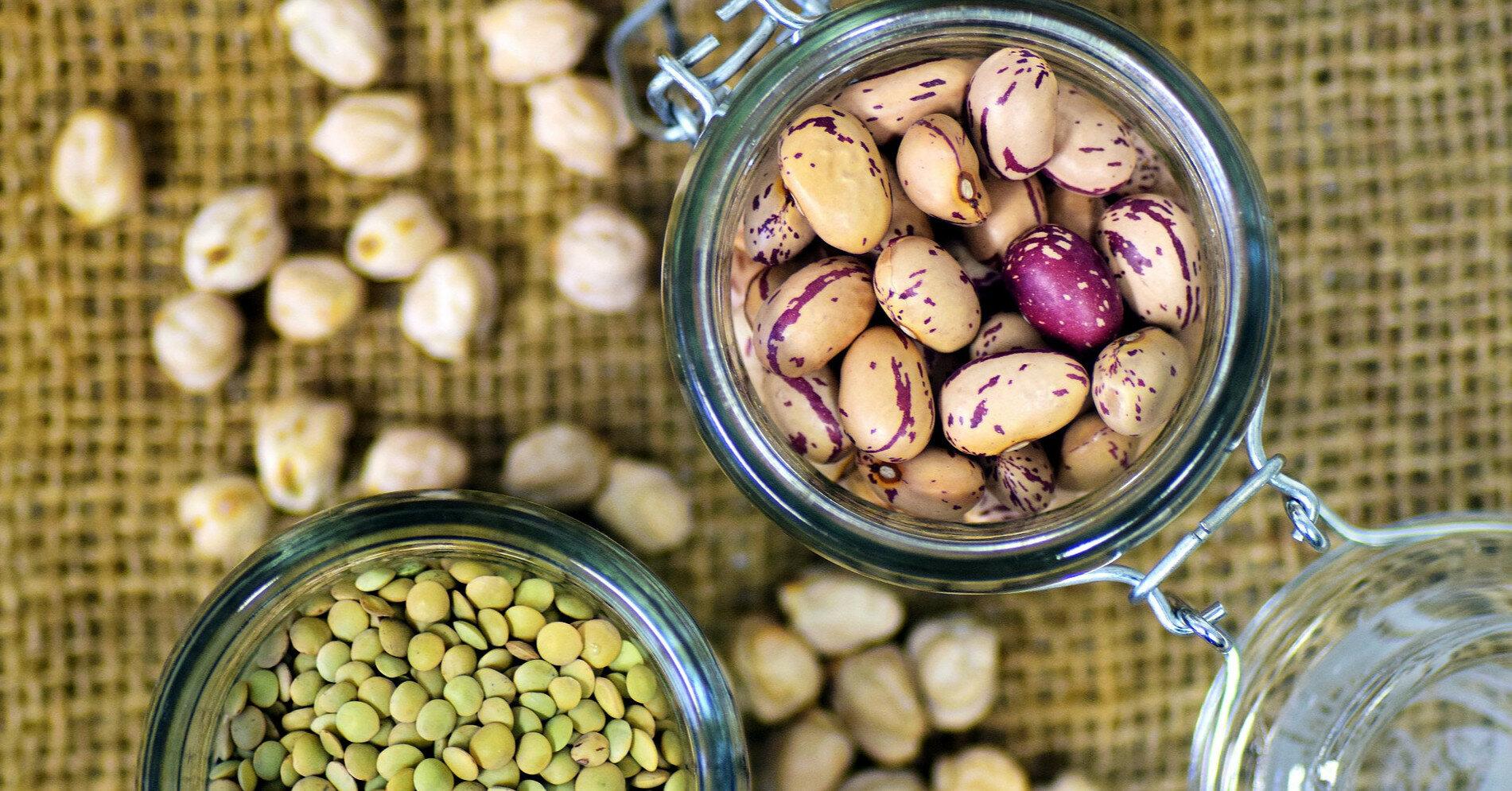 Бобы и овощи: причины добавить продукты с крахмалом в рацион