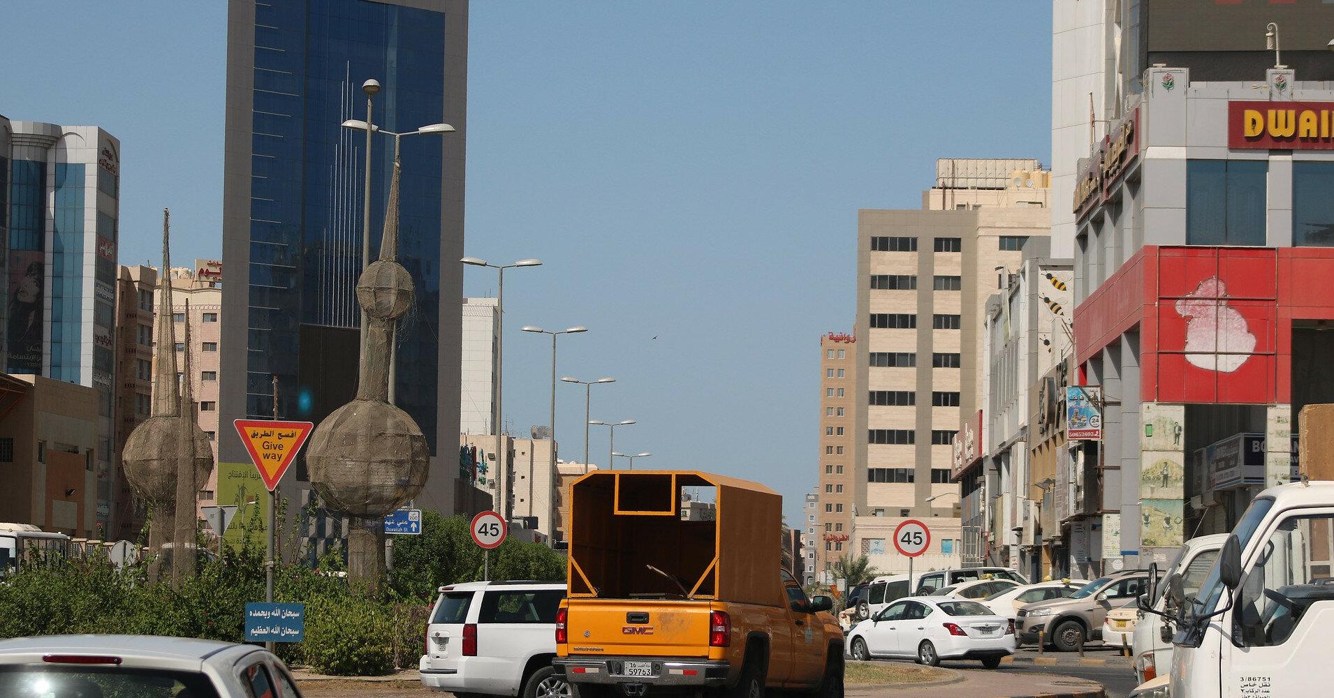 В Кувейте зарегистрировали температуру +70 градусов