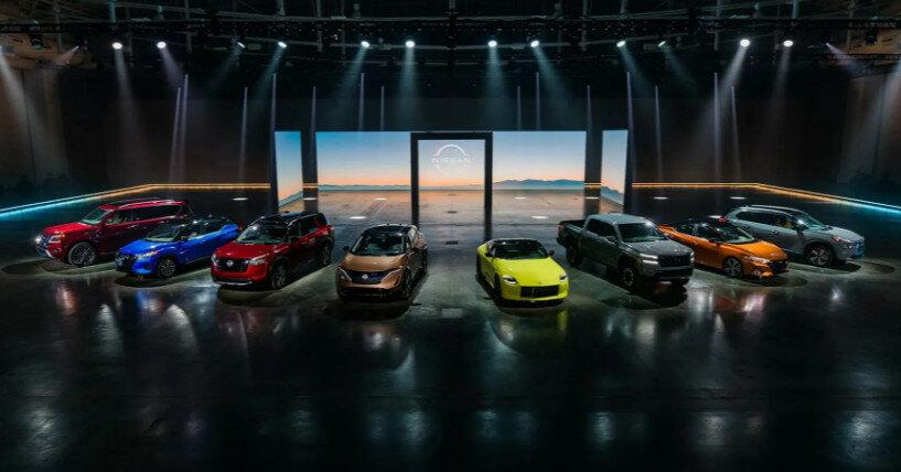 Nissan представить широку гаму новинок