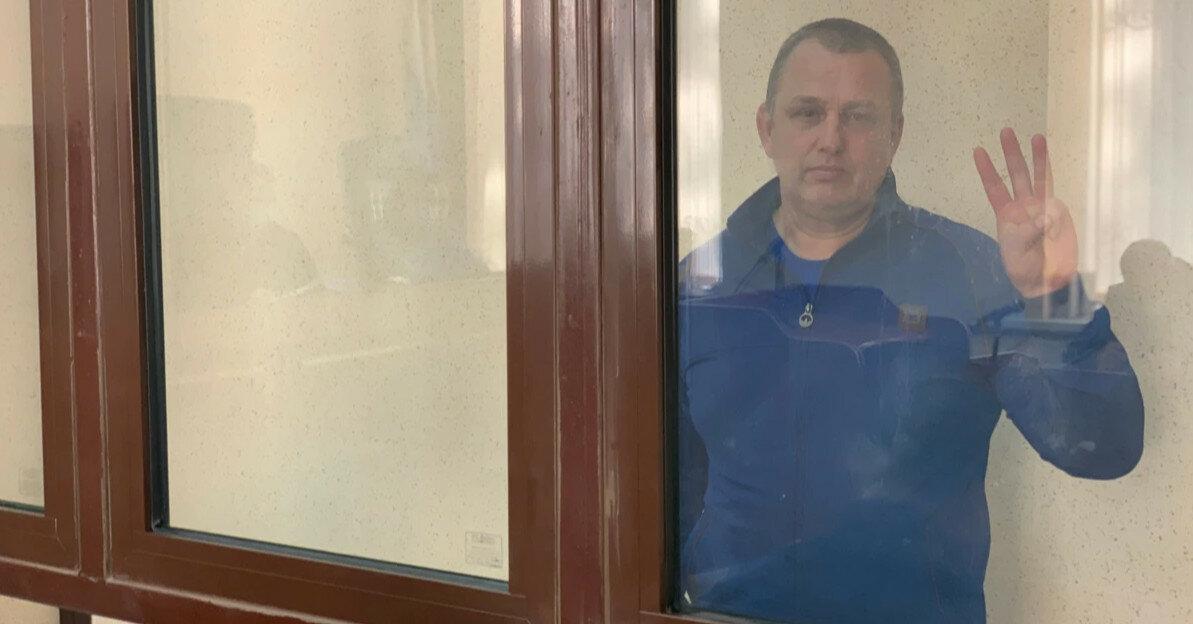 Задержанному в Крыму журналисту Есипенко продлили арест