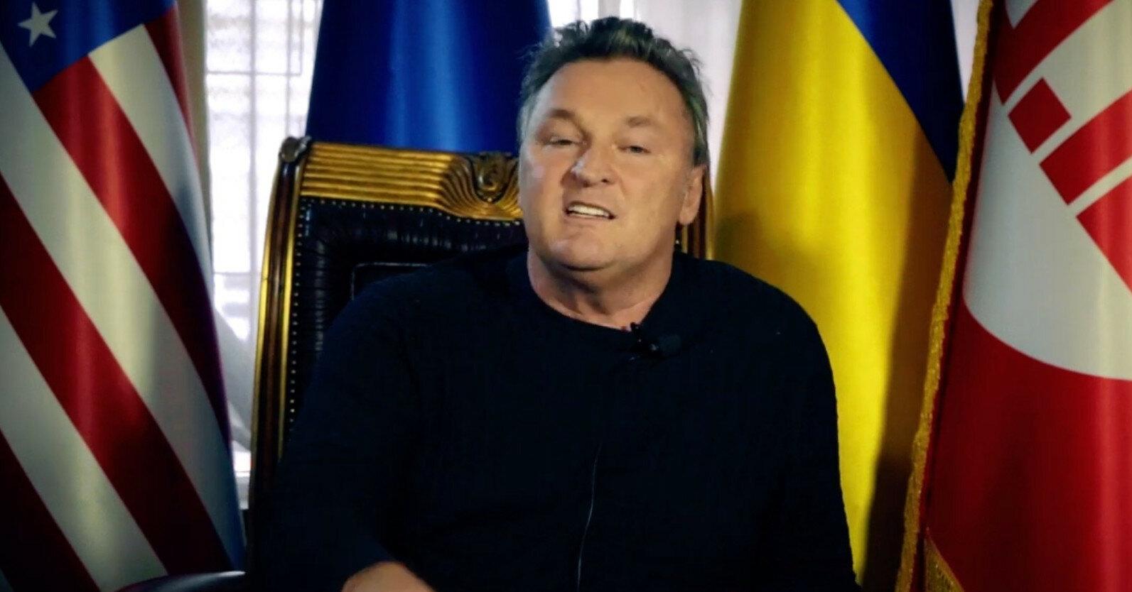 """Лидера партии """"5.10"""" Балашова подозревают в уголовном преступлении"""