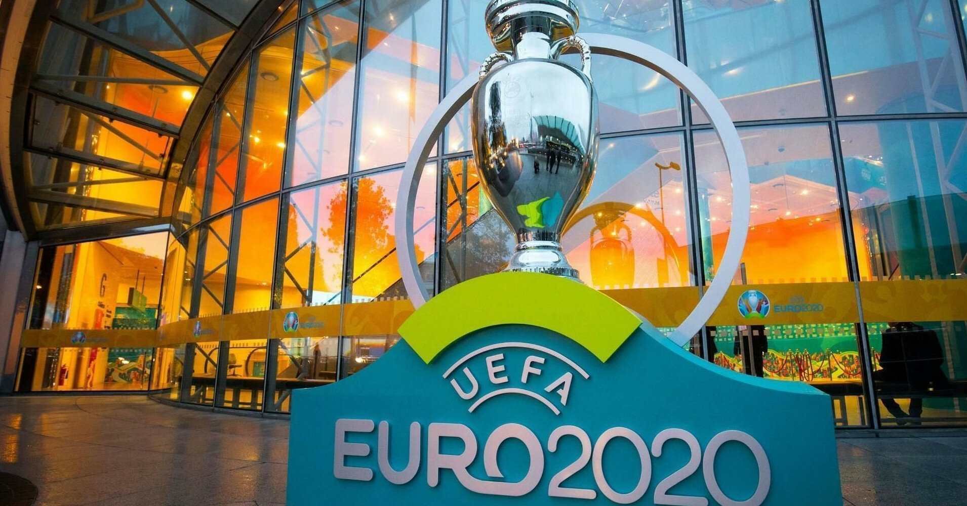 На Евро-2020 игрока сборной Италии перепутали с фанатом (видео)