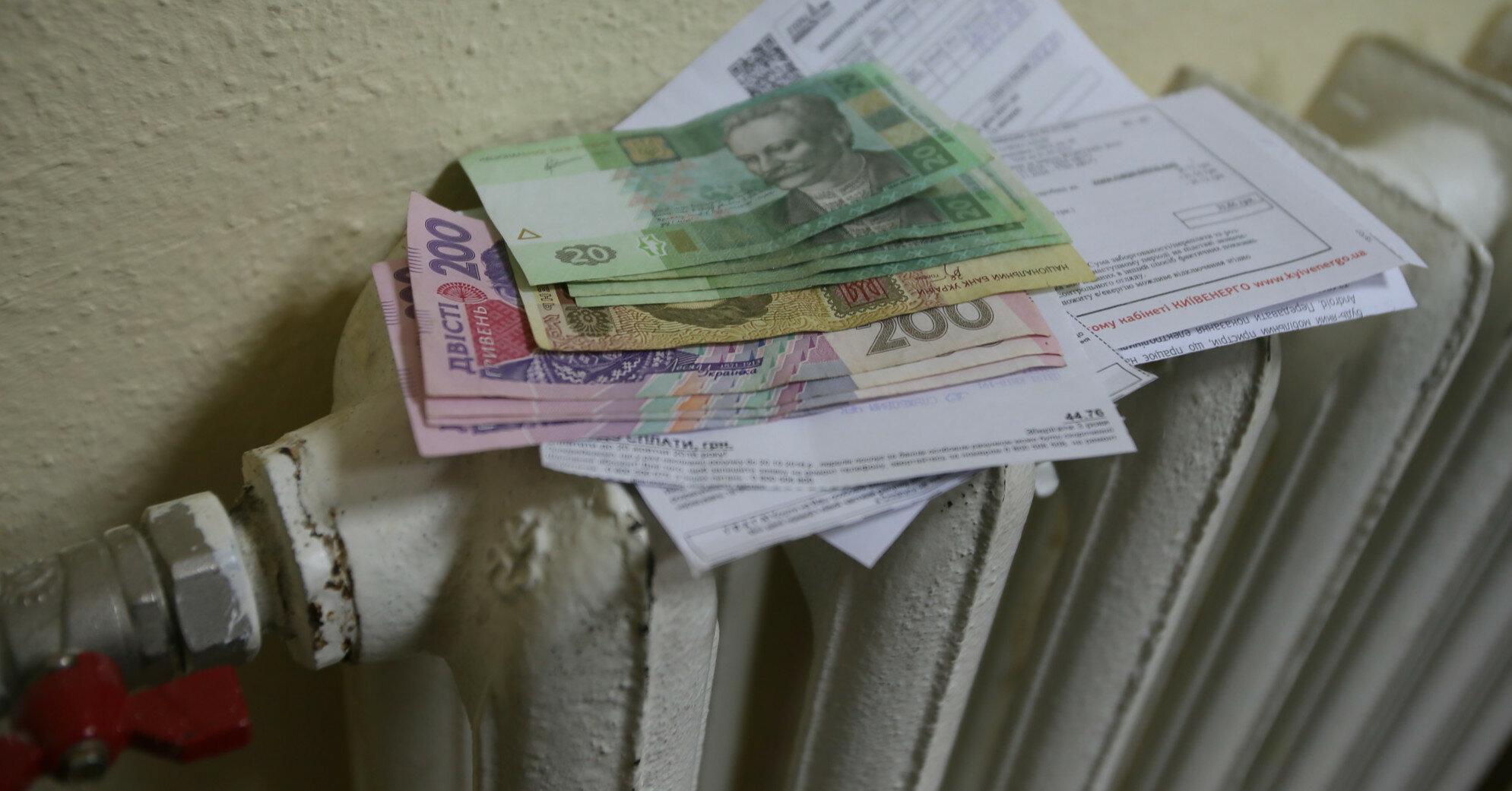 Новые платежки: за отопление платить летом