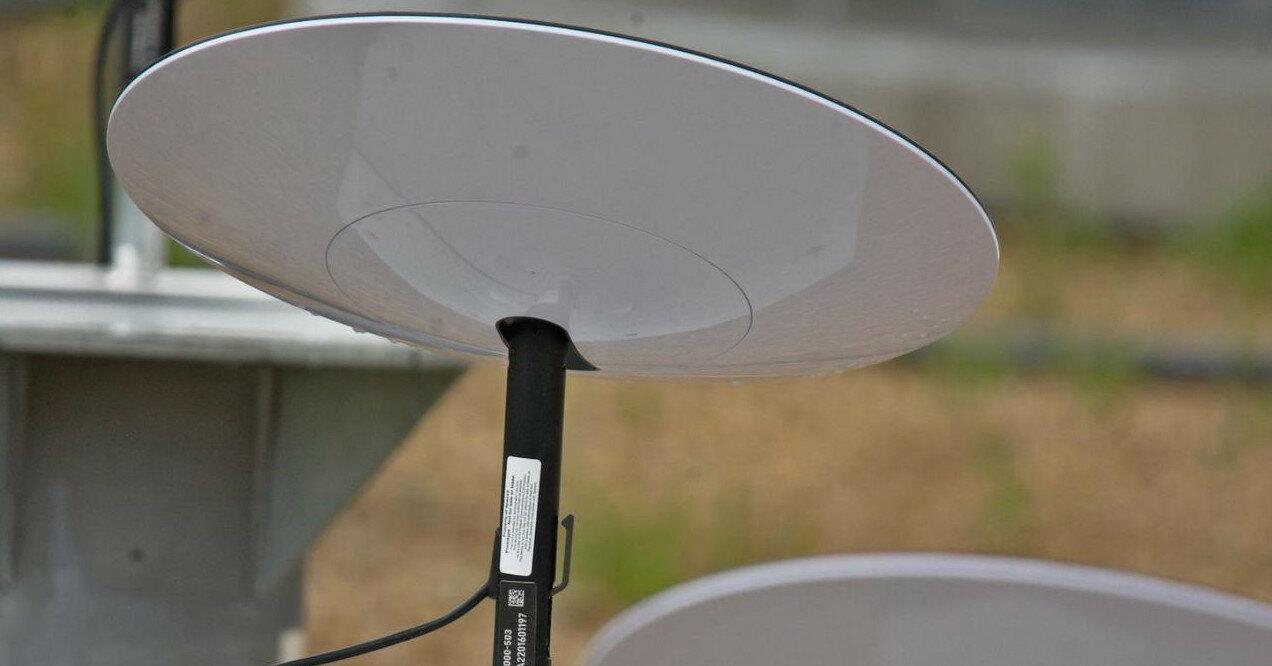 Раскрыто устройство спутникового интернета Илона Маска