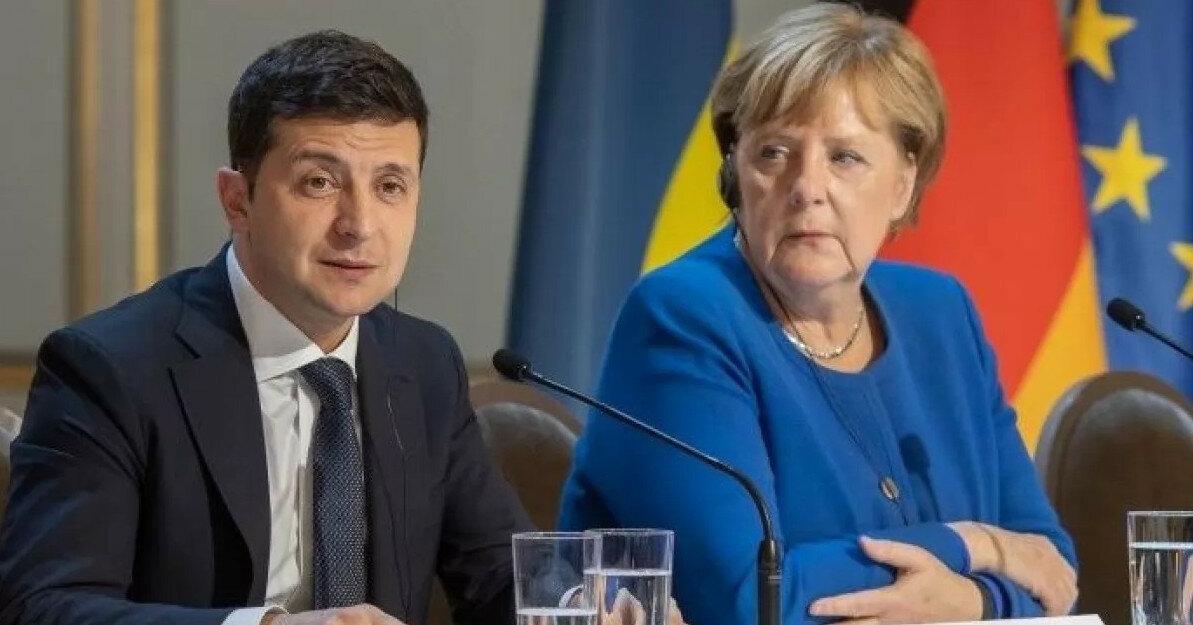 """""""Формула Штайнмайера должна быть в украинском законодательстве"""" - Меркель"""