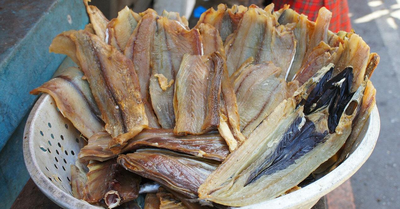 Медики рассказали, чем опасна вяленая и сушеная рыба