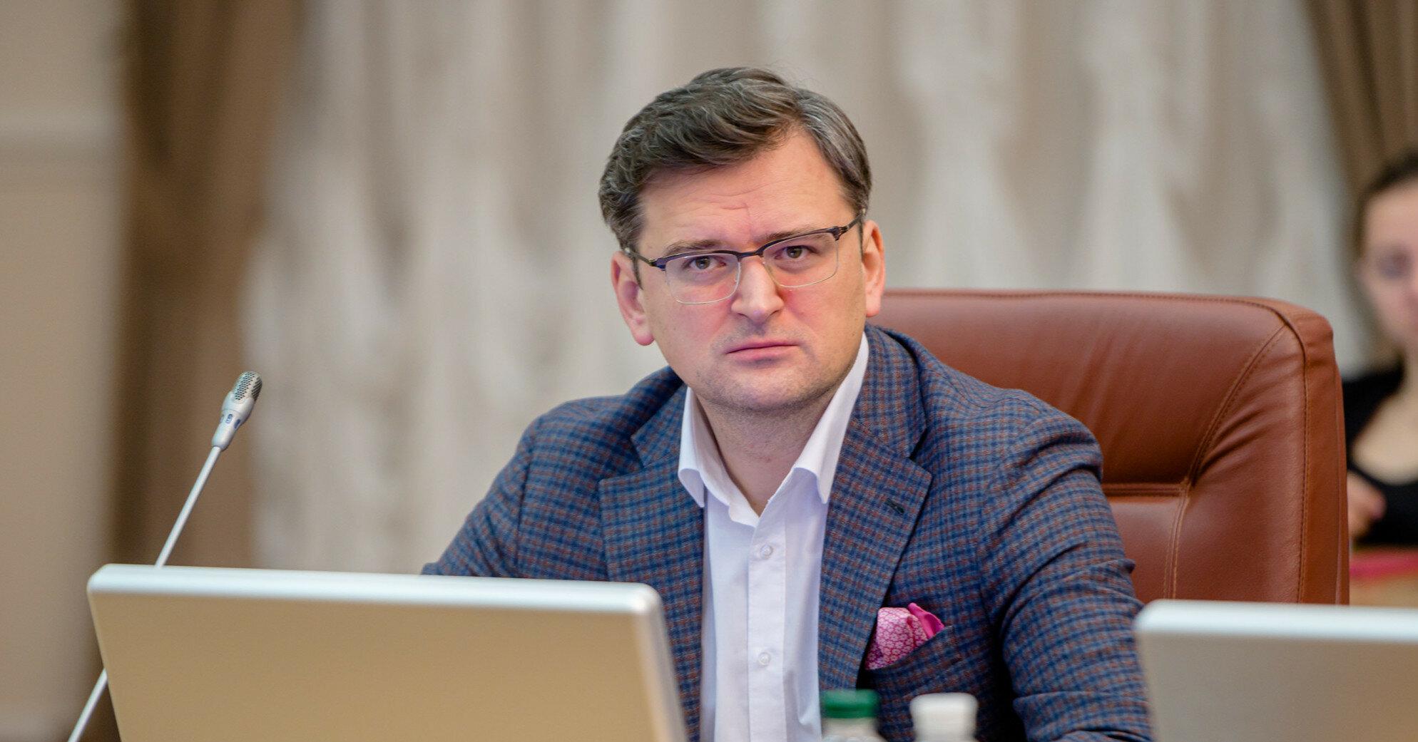 РФ шантажирует страны за участие в Крымской платформе – Кулеба