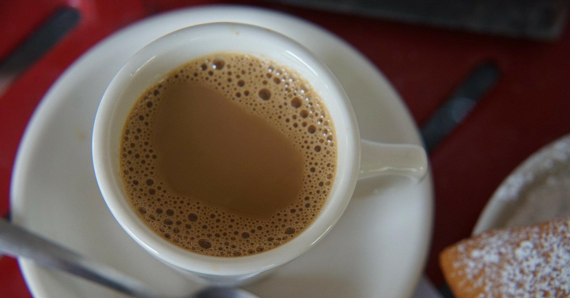 Три метода заваривания кофе в чашке