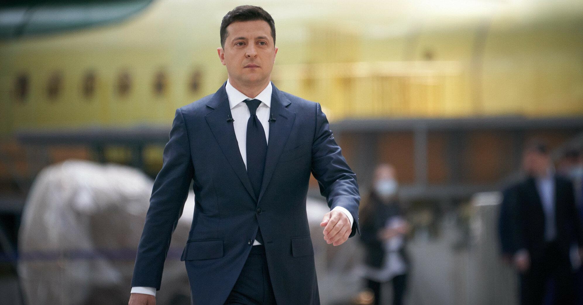 Зеленский назвал свою главную цель на посту президента (Обновлено)