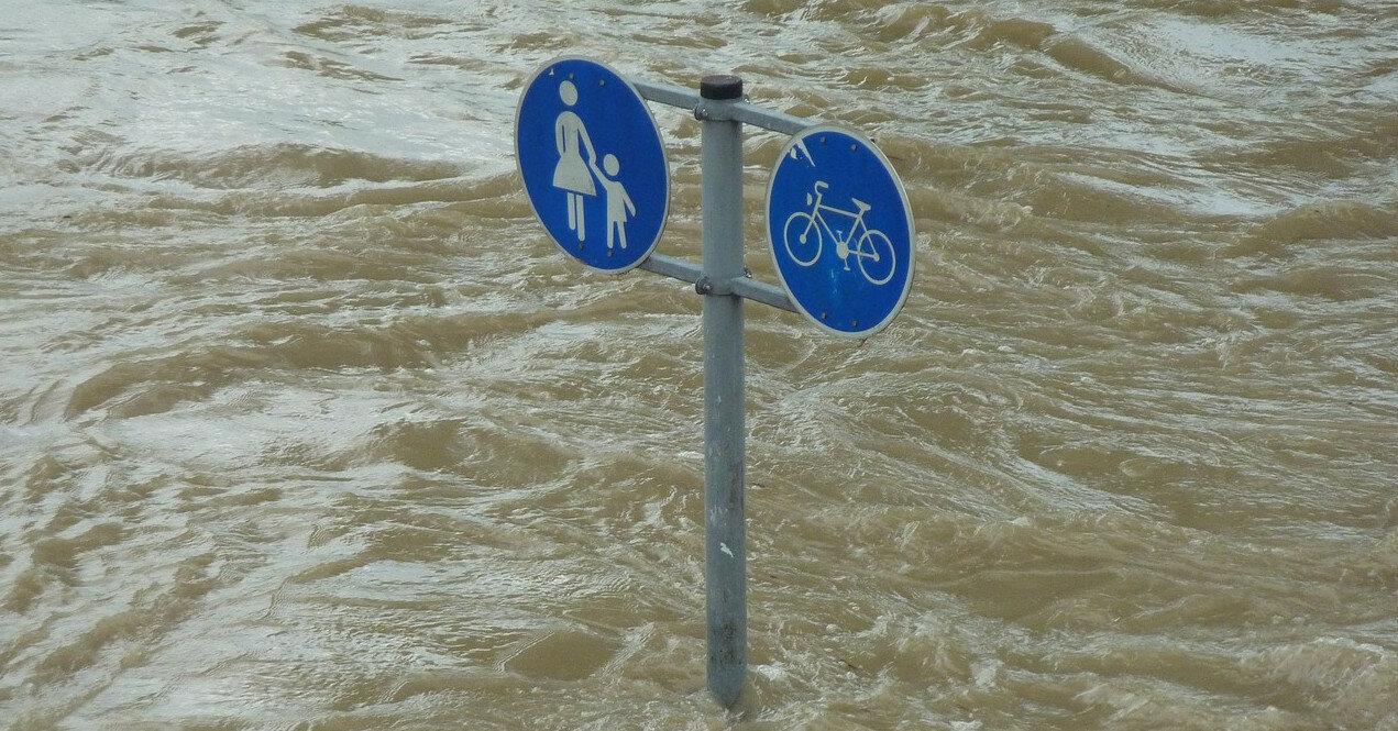 Катастрофические наводнения в Европе участятся в 14 раз – ученые