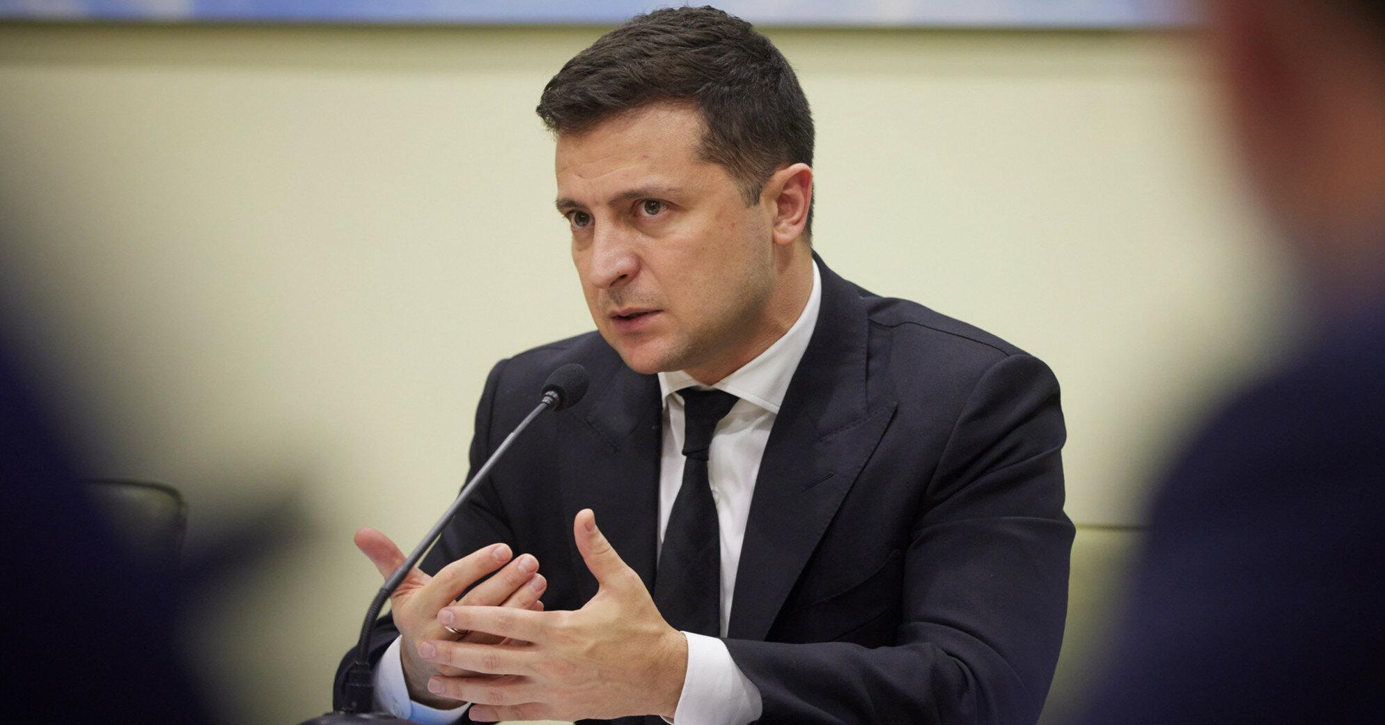 Зеленский попросил помощи у генсека Всемирной таможенной организации