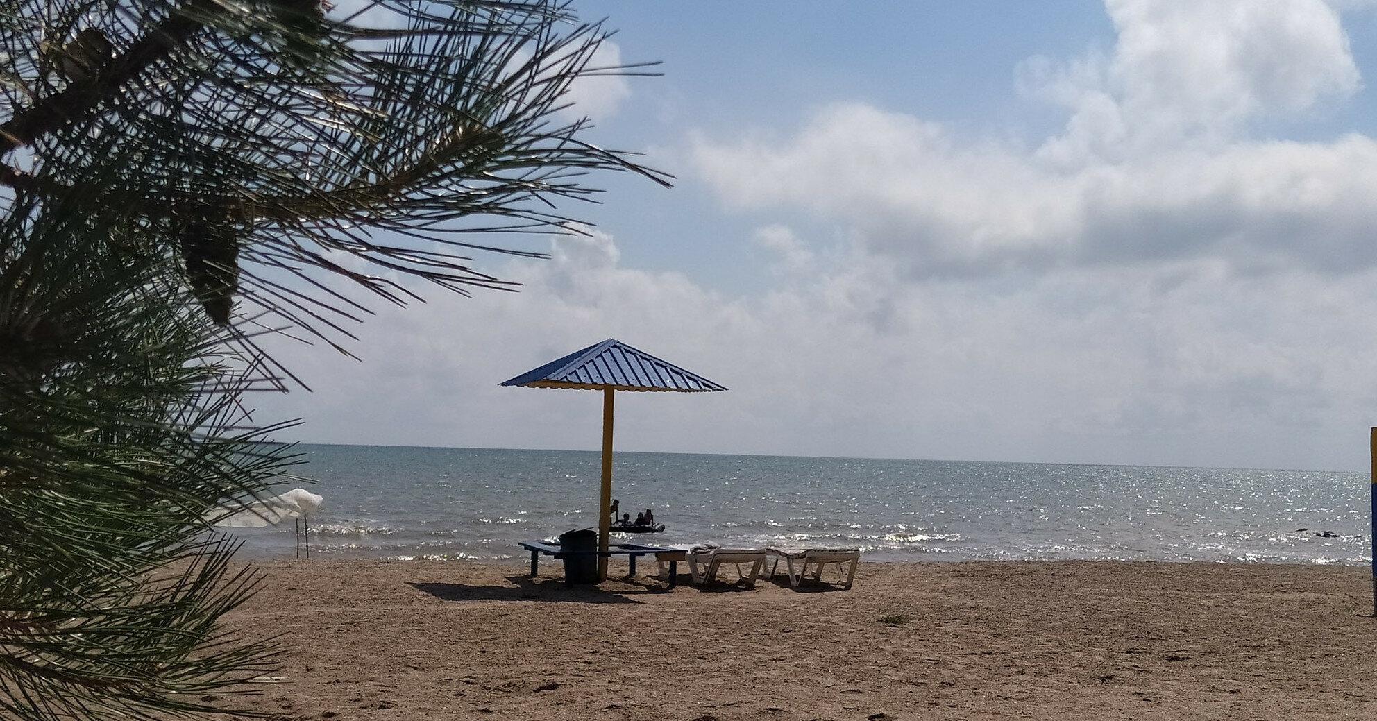 На популярном украинском курорте порекомендовали не купаться