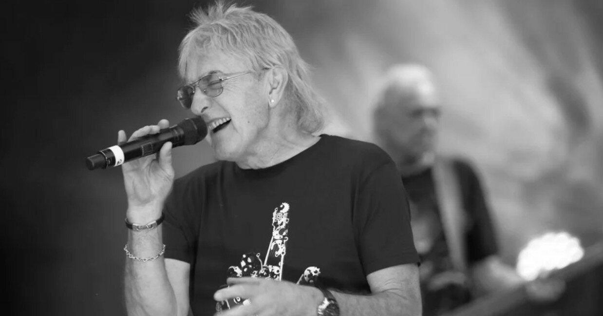 Ушел из жизни экс-вокалист группы Uriah Heep
