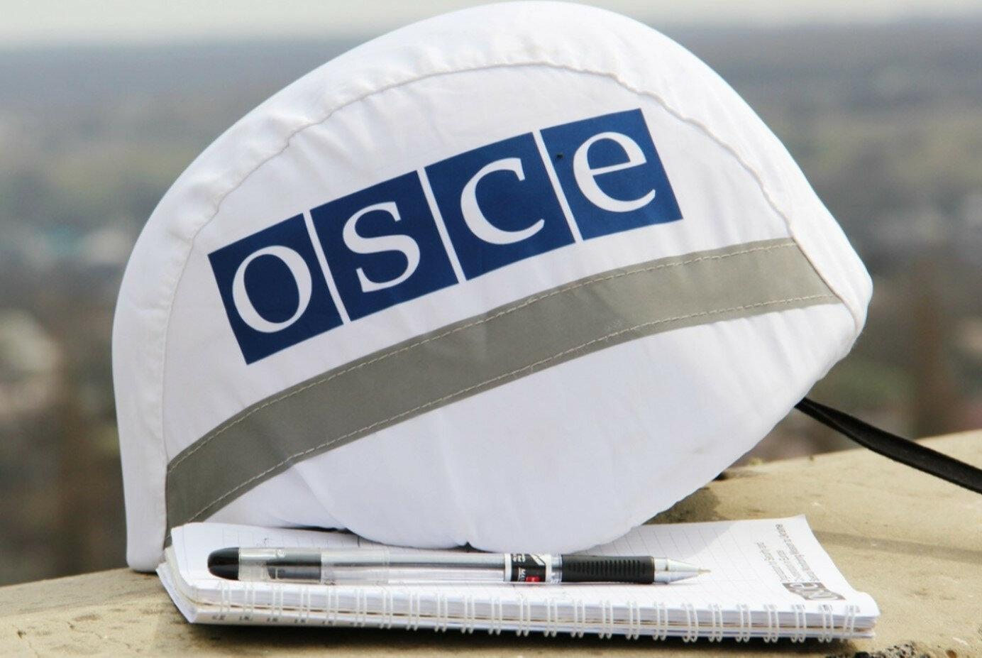 ОБСЕ зафиксировала стягивание боевиками тяжелого вооружения