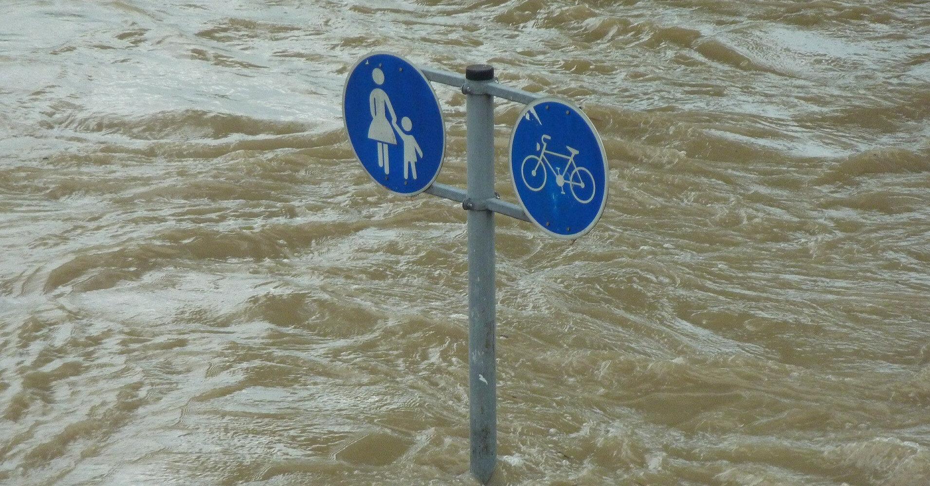 Власти РФ: потоп обеспечил Крыму воду на 2 года