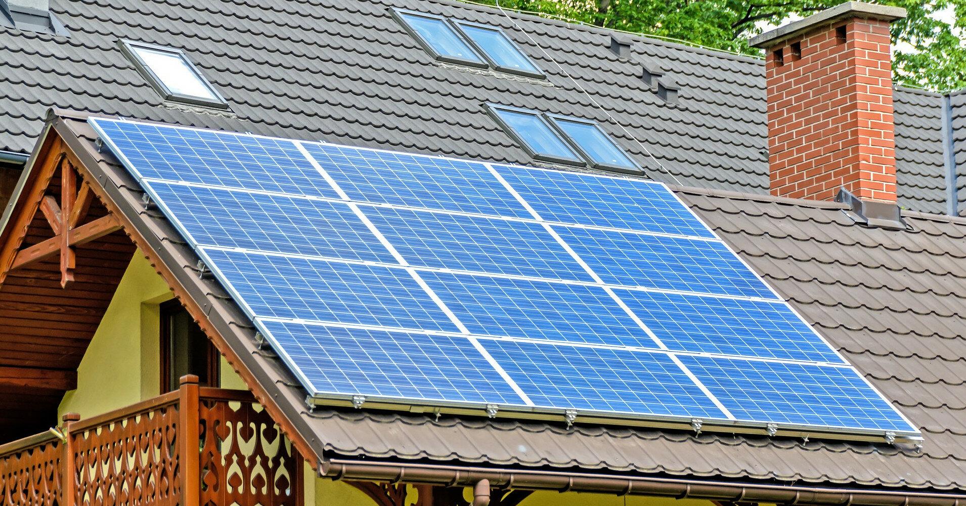 В Испании строят целый район на солнечной энергии