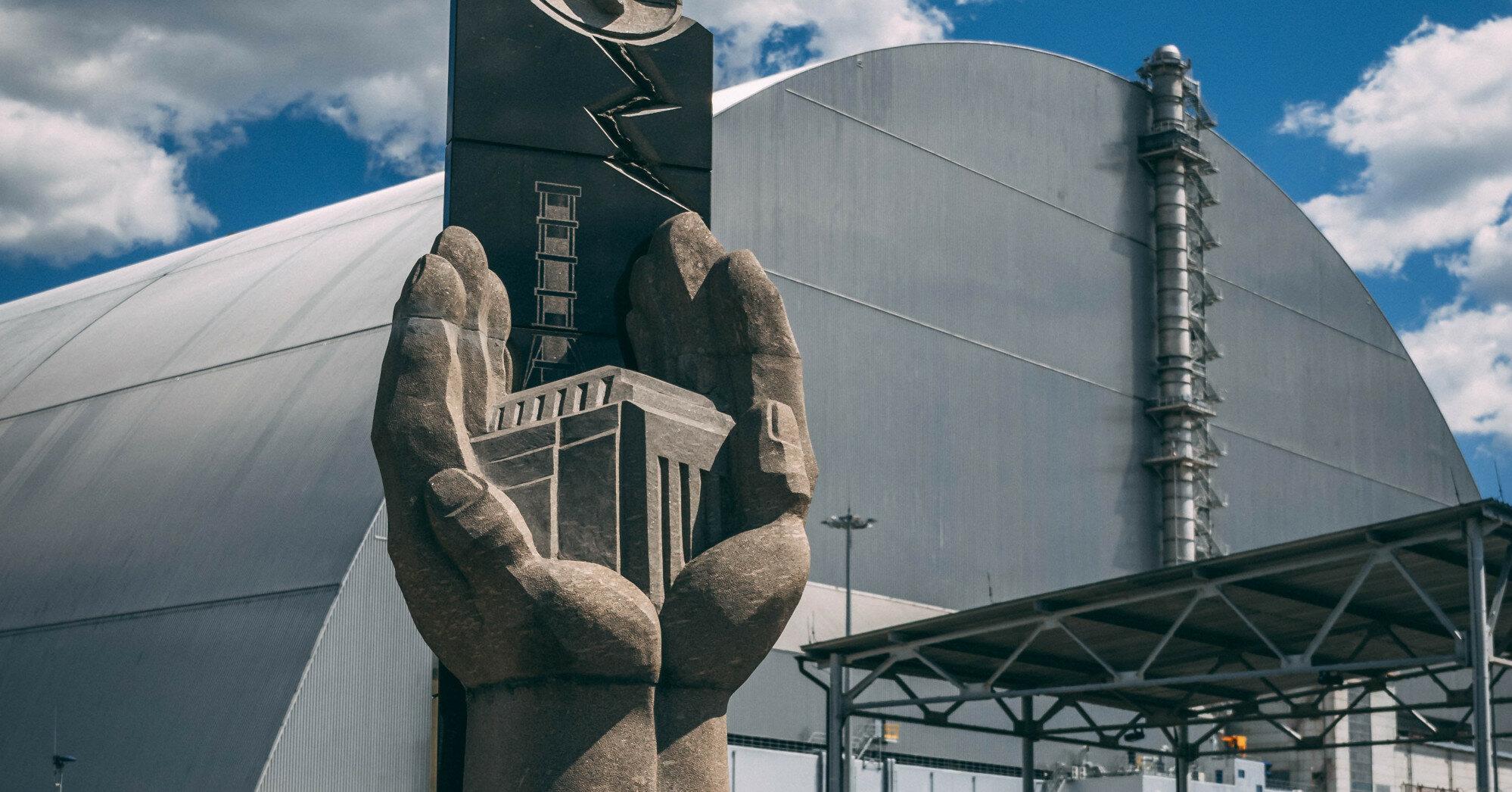 """Взрывчатку на Чернобыльской АЭС не нашли, теперь ищут """"минеров"""""""