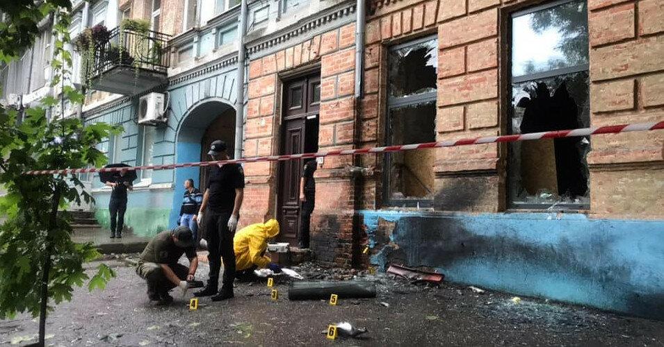 В Днепре произошел взрыв в доме