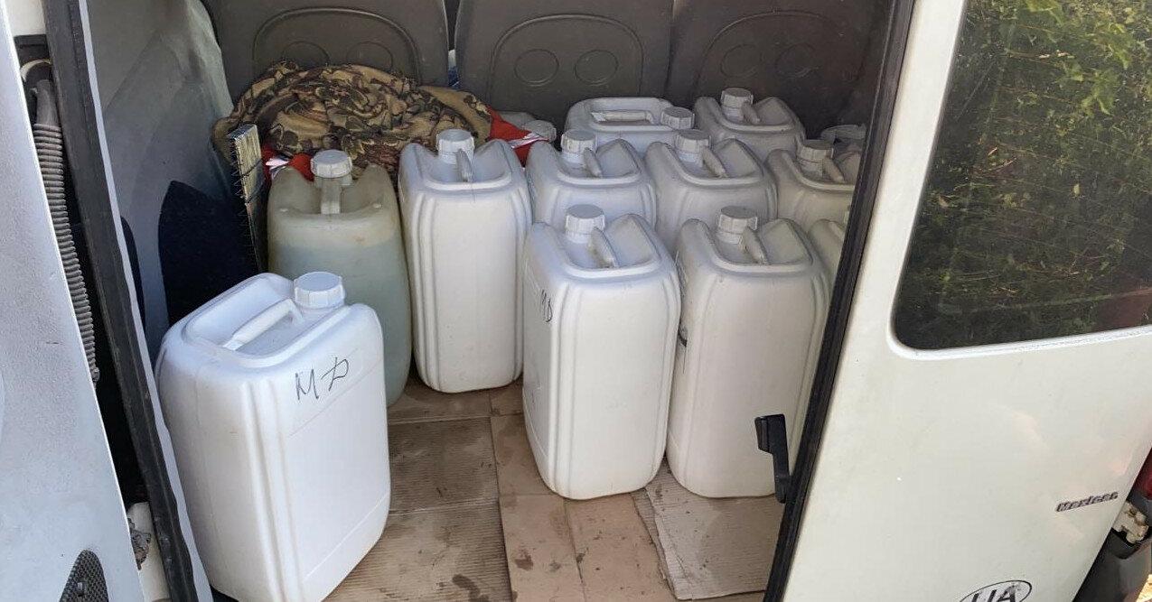 Хищение десятков тонн топлива: на Ровенщине разоблачили работников УЗ