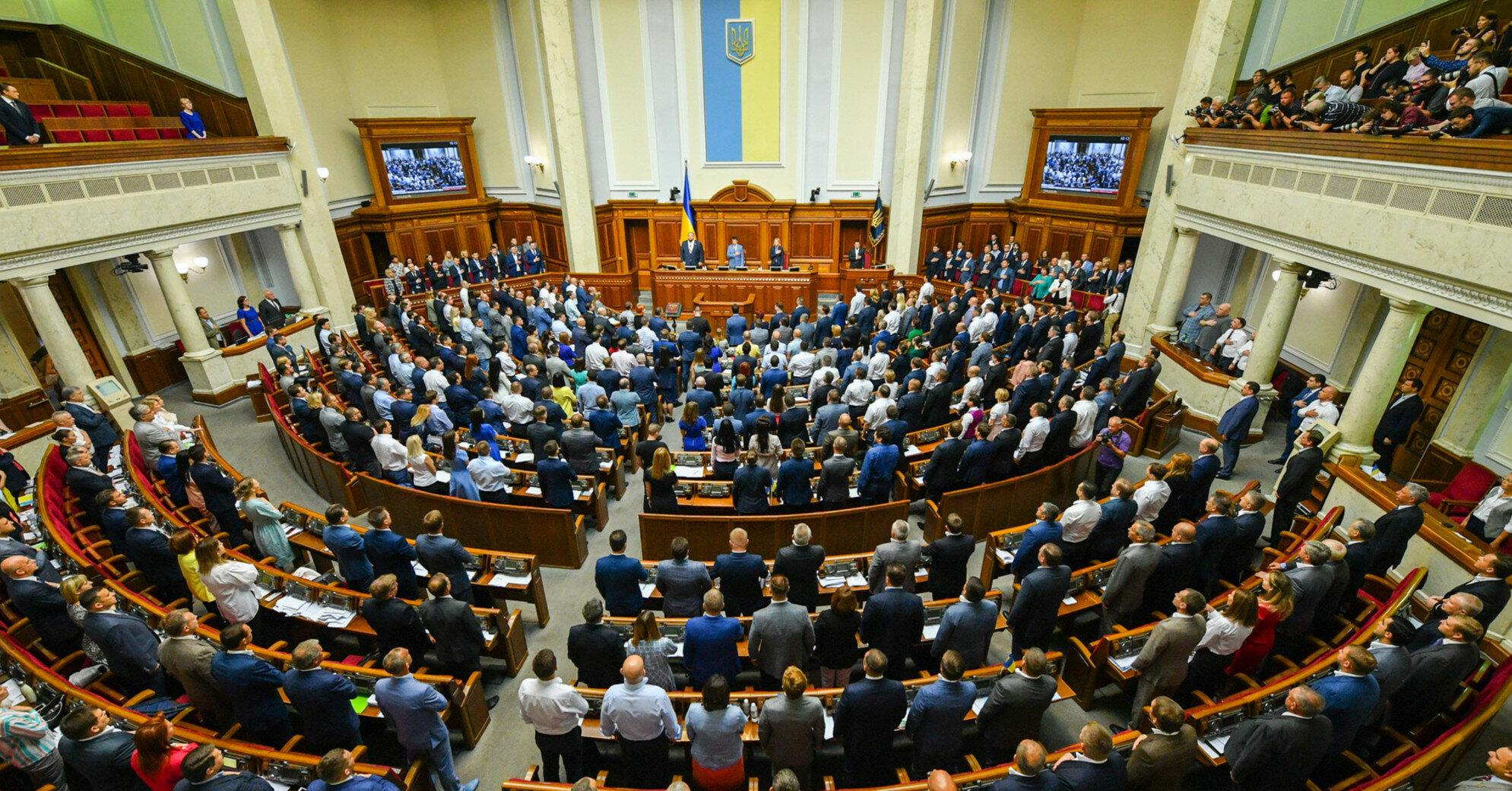 В Раде хотят утвердить празднование 80-летия создания УПА