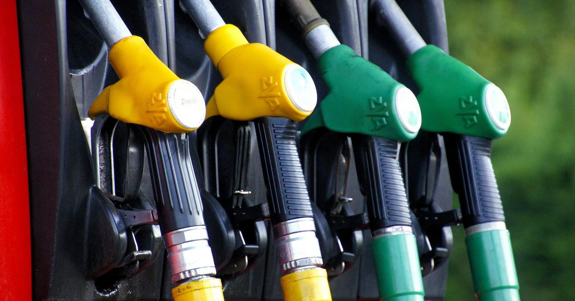 Правительство пересчитало цену на бензин на конец июля