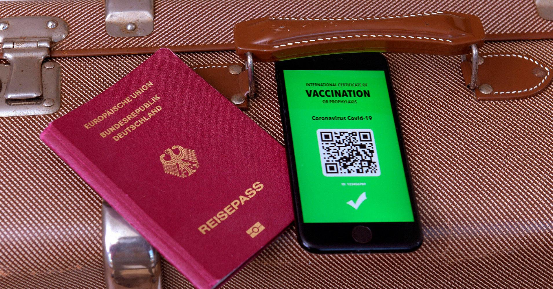 После вакцинации CoronaVac украинцы смогут посетить 10 стран