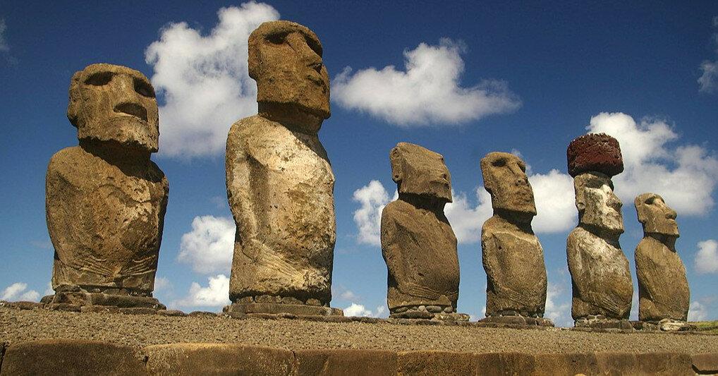 Опровергнут главный миф об острове Пасхи