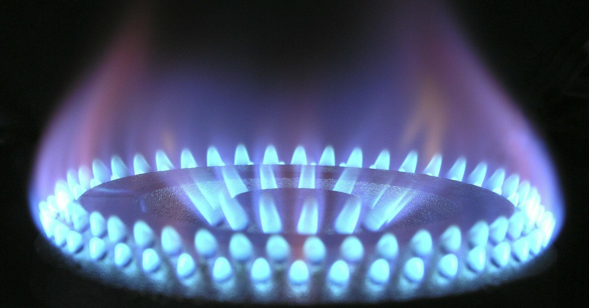 Цена на газ в Европе взлетела до $464 за тысячу кубометров
