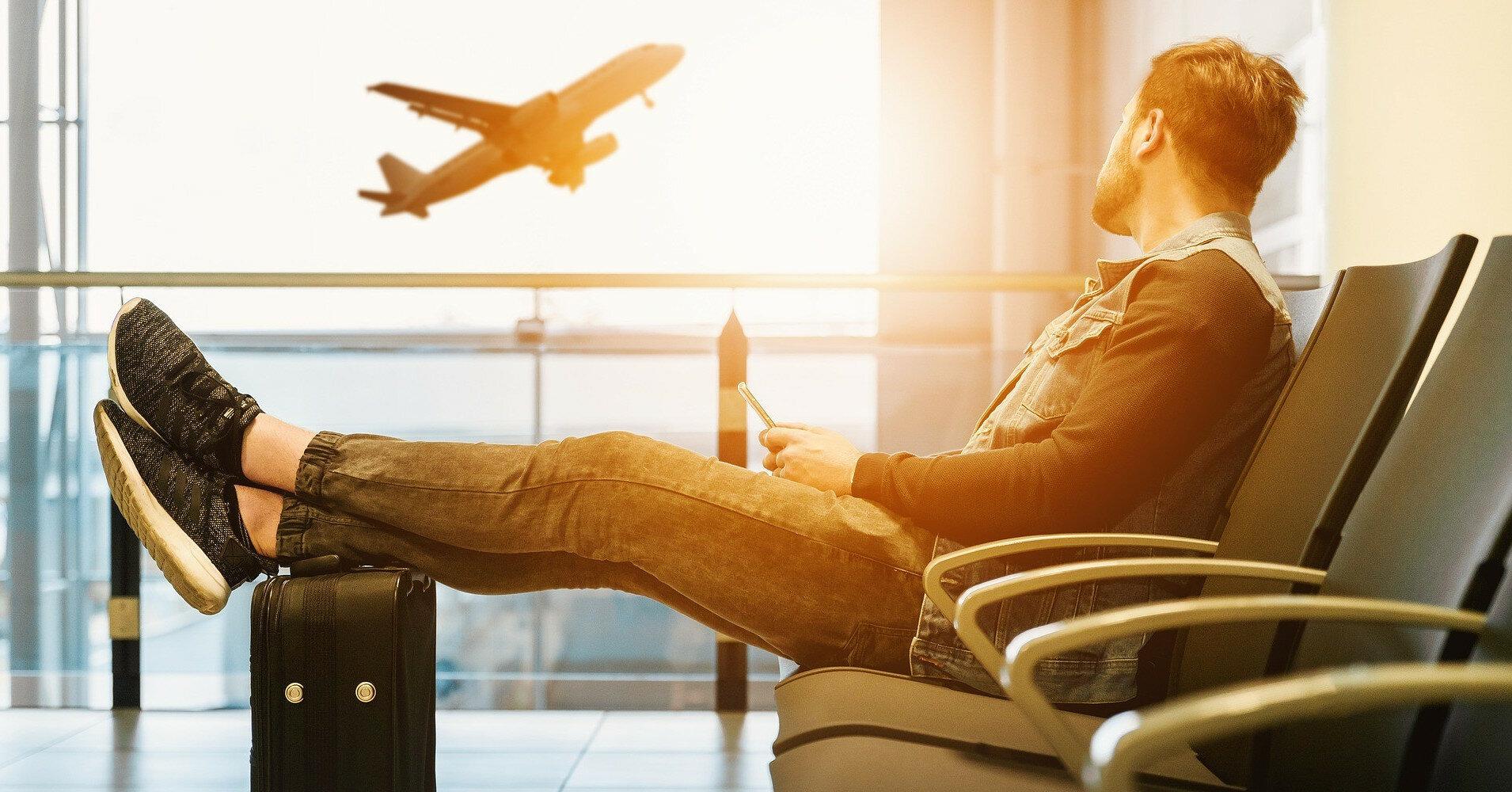 Харьковский аэропорт превысил докарантинные показатели