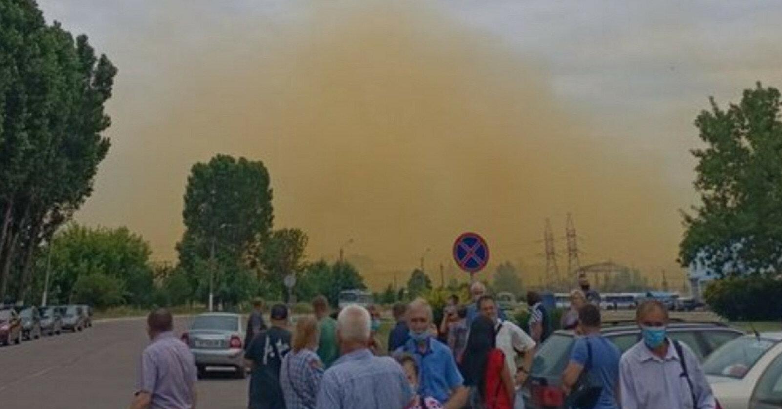"""Взрыв на """"Ровноазоте"""": Минздрав оценил ситуацию в городе"""