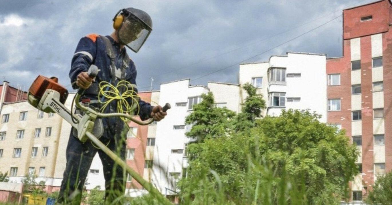 В Энергодаре газонокосильщика подстрелили из-за шума