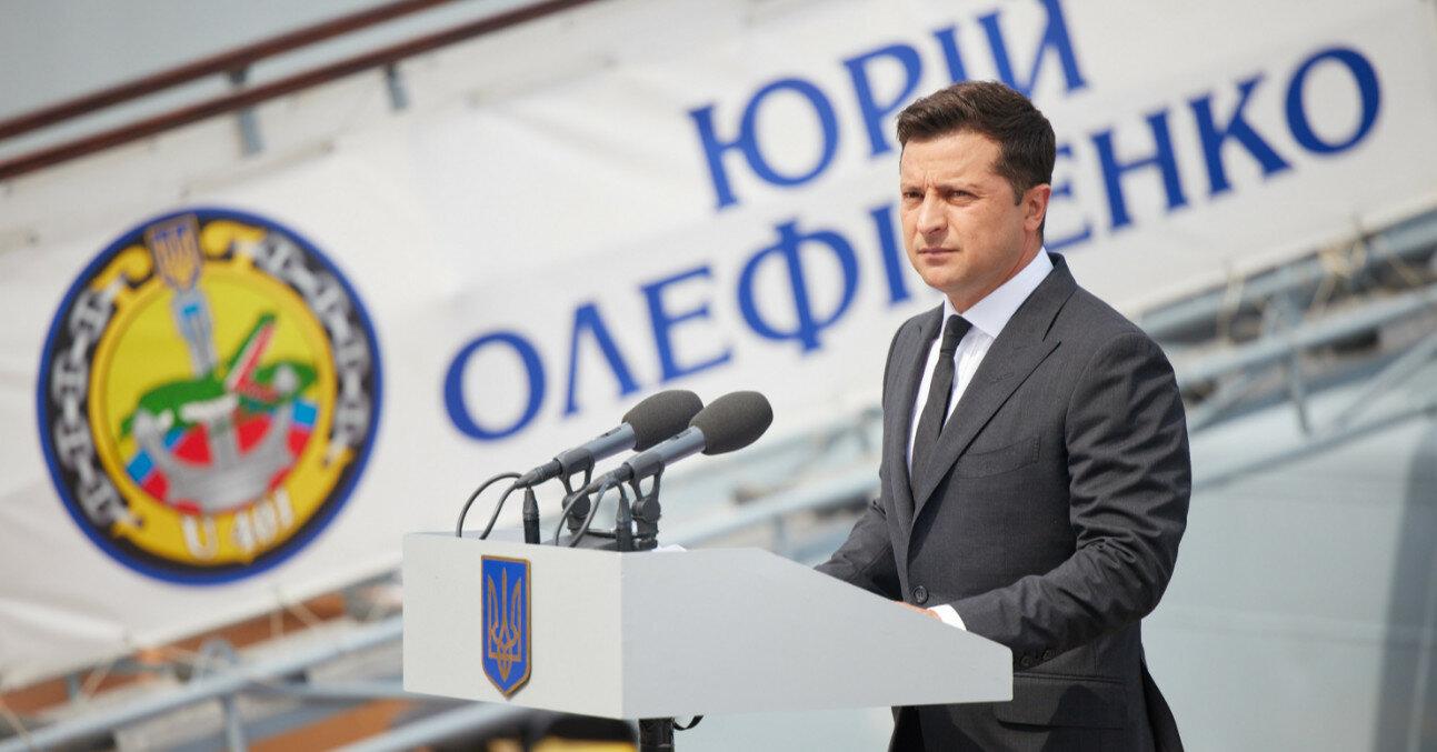 Зеленский: Не допустим милитаризации Черного моря