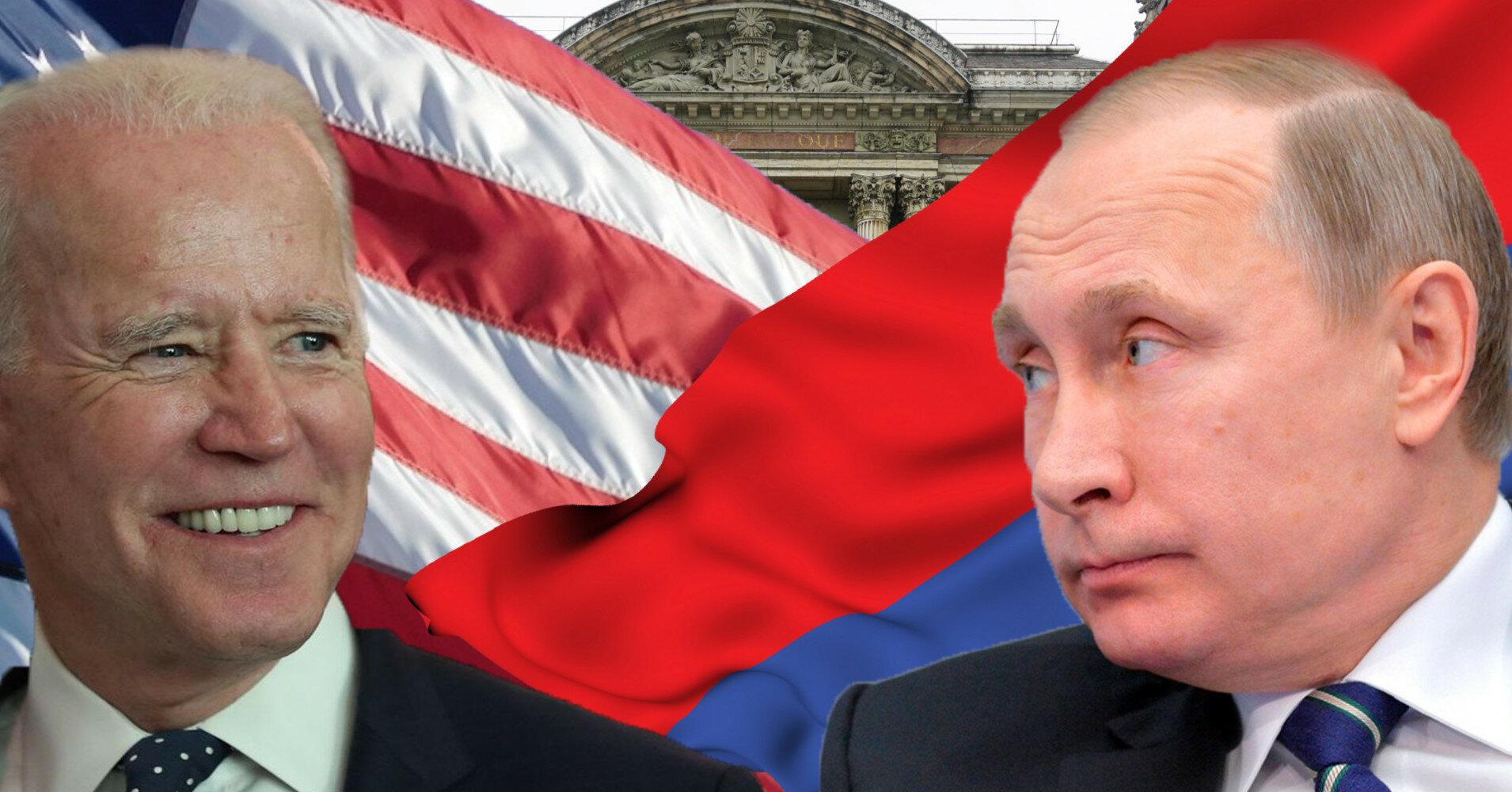 Politico: Байден избегает введения санкций против Путина