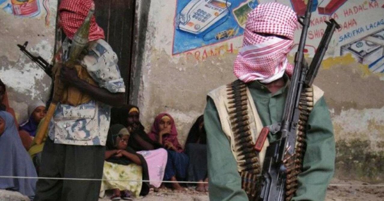 США ударили с воздуха по боевикам в Сомали